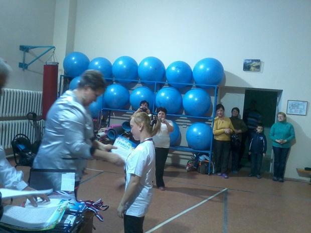 В Вольске прошла I районная спартакиада посвященная Международному дню инвалидов